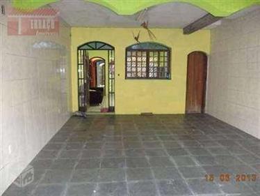 Casa Térrea para Venda, Vila Humaitá