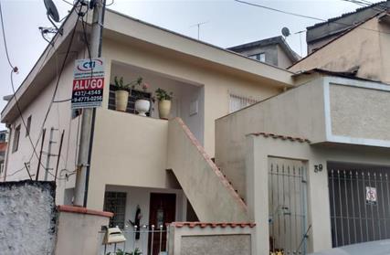 Casa Térrea para Alugar, Centro São Bernardo do Campo