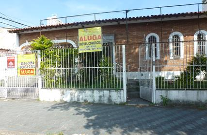 Casa Comercial para Alugar, Vila Guarani