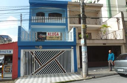 Casa Comercial para Alugar, Centro Mauá