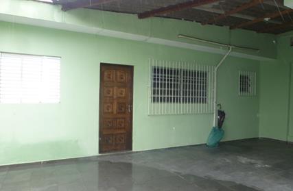 Casa Térrea para Alugar, Vila Nova Mauá