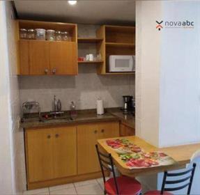 Flat / Studio para Alugar, Centro Santo André