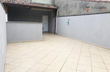 Cobertura para Alugar, Vila Tibiriçá
