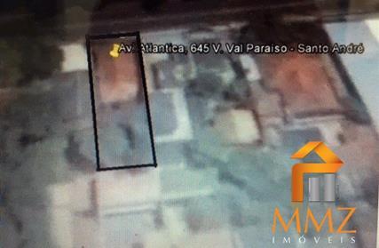 Terreno para Venda, Vila Valparaíso