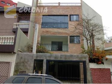 Cobertura para Alugar, Vila Assunção