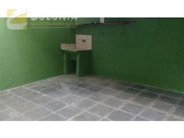 Casa Térrea para Alugar, Parque Erasmo Assunção