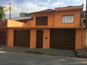 Casa Térrea para Alugar, Vila Dora