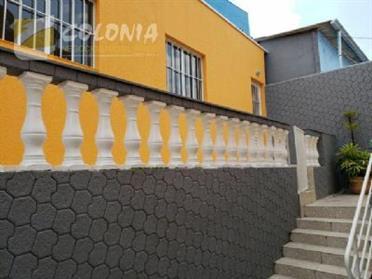 Casa Térrea para Alugar, Vila Cláudio