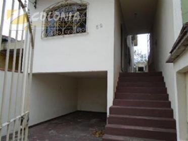 Casa Térrea para Venda, Jardim Utinga