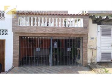 Casa Térrea para Venda, Parque Novo Oratório