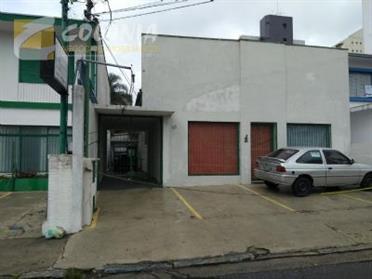 Prédio Comercial para Venda, Centro Santo André