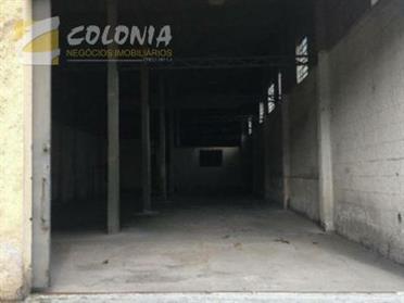 Galpão / Salão para Alugar, Vila Nogueira