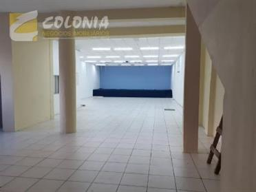 Galpão / Salão para Alugar, Utinga