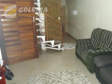 Sobrado para Venda, Condomínio Maracanã