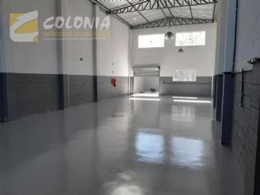 Galpão / Salão para Venda, Vila Metalúrgica
