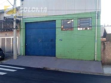 Galpão / Salão para Venda, Jardim Stetel