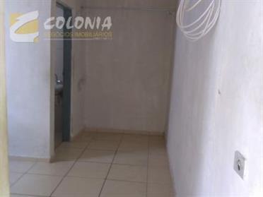 Casa Térrea para Alugar, Vila Valparaíso