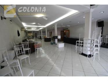 Prédio Comercial para Alugar, Vila América
