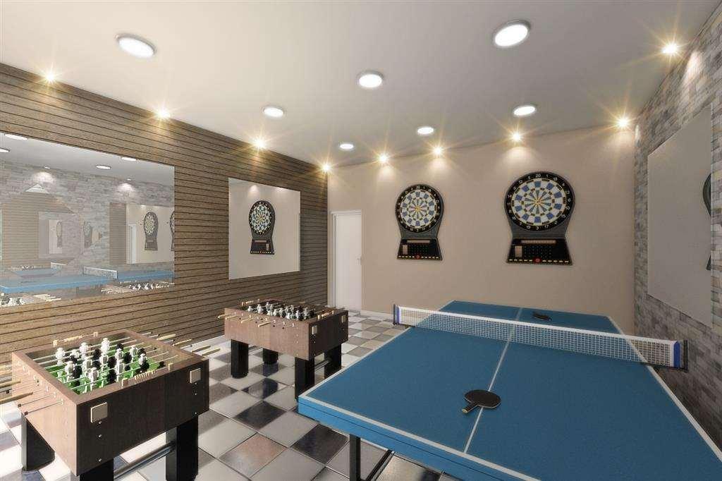 Realizza Residencial II | Salão de Jogos