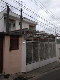 Sobrado para Venda, Vila Alto de Santo André