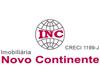 Banner Imobiliária Novo Continente