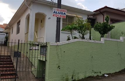 Casa Térrea para Alugar, Vila Alpina