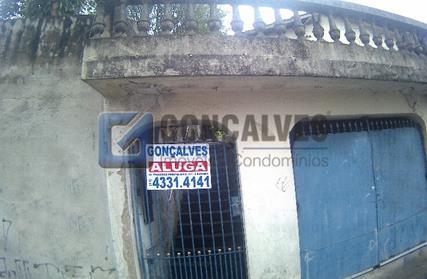 Casa Térrea para Alugar, Vila Gonçalves