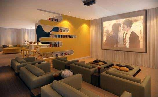 Perspectiva Artística - Home Cinema