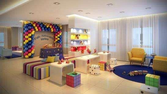 | Perspectiva Artística - Salão de Festas Infantil