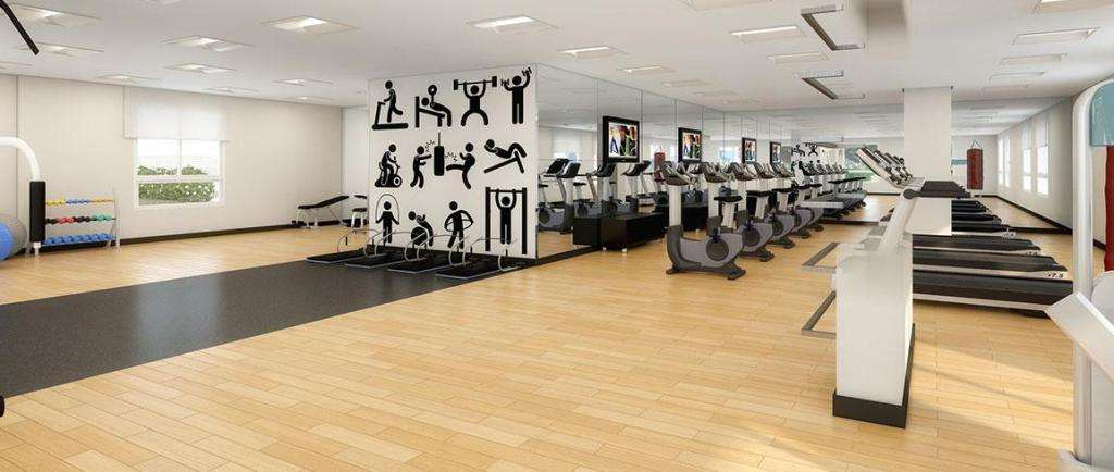 | Perspectiva Artística - Fitness