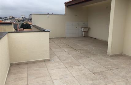 Cobertura para Alugar, Vila Cecília Maria