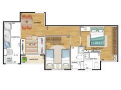 Apartamento para Venda, Centro