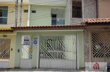 Sobrado para Venda, Jardim Santo Antônio