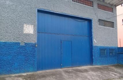 Galpão / Salão para Alugar, Centro Ribeirão Pires