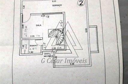 Apartamento Duplex para Venda, Jardim Estrela