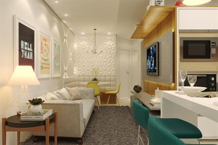 Apartamento para Venda, Acampamento Anchieta (Bloco A)