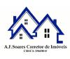 Banner A.F.Soares Corretor de Imóveis