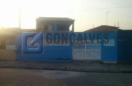 Casa Térrea para Alugar, Centro Mongaguá