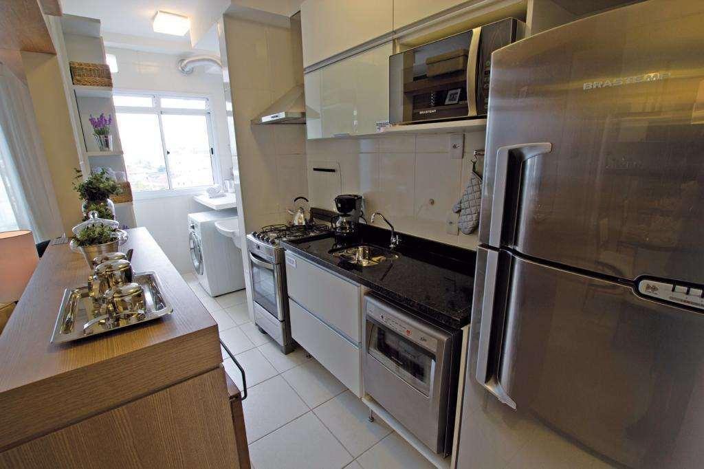 | Cozinha 2 Dormitórios