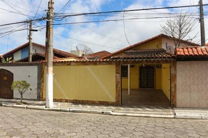 Casa Térrea para Alugar, Canto do Forte