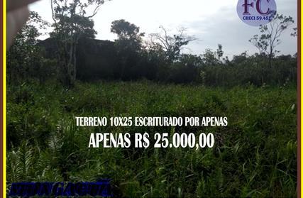Terreno para Venda, Balneário Tonhão