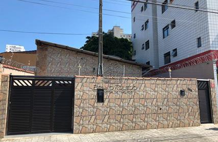 Casa Térrea para Venda, Centro de São Vicente