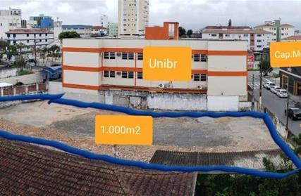 Terreno para Alugar, Centro de São Vicente
