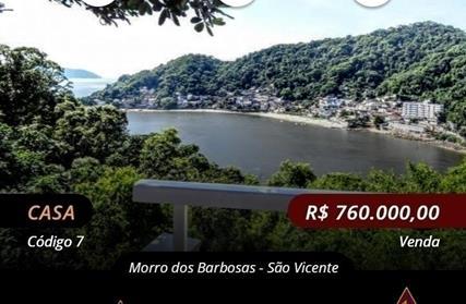 Casa Térrea para Venda, Morro dos Barbosas