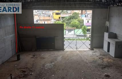 Galpão / Salão para Venda, Jardim Brasília (ZL)