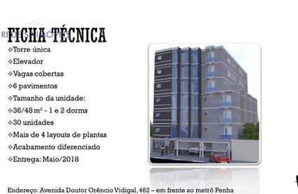 Kitnet / Loft para Venda, Vila Carlos de Campos