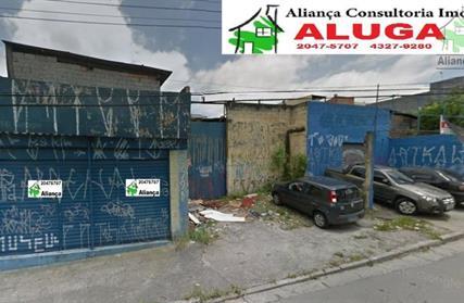 Terreno para Alugar, Cidade Líder