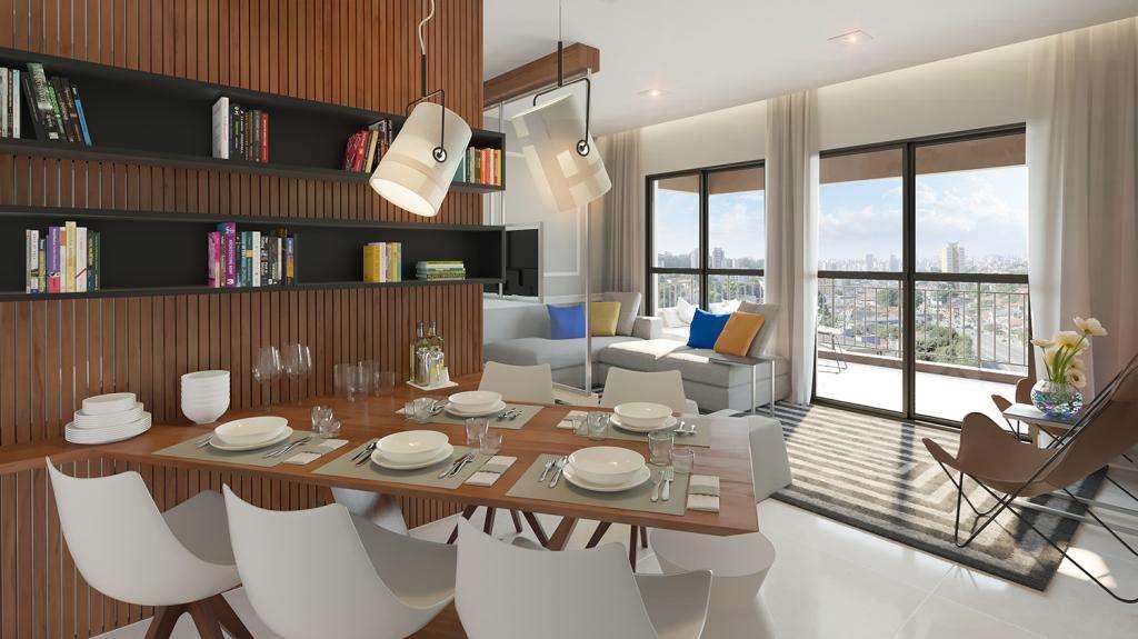 Living 3 Dormitórios
