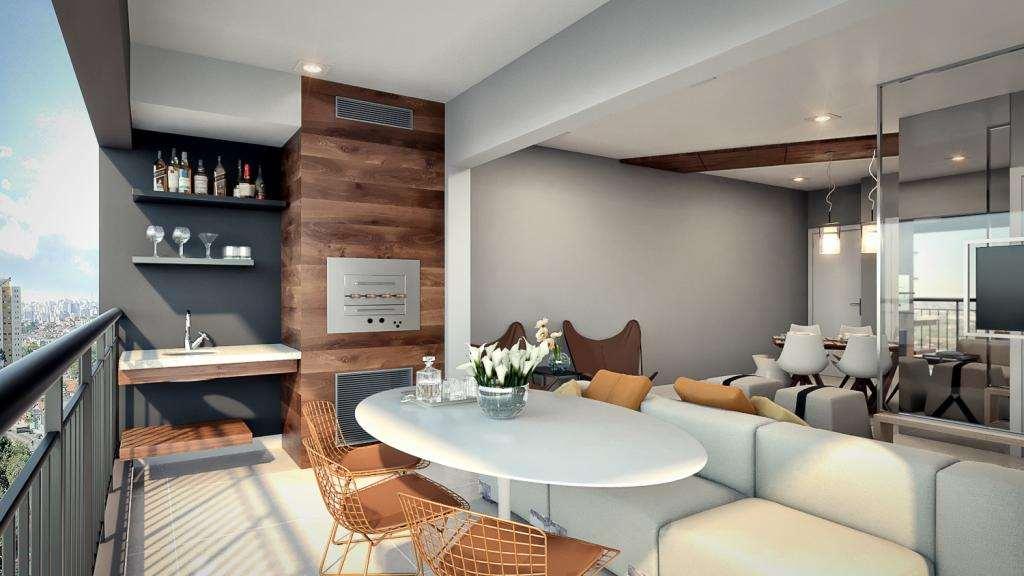 Terraço 3 Dormitórios