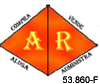 Banner Arte Real Serviços Administrativos